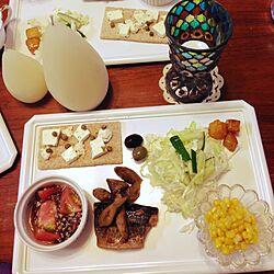 リビング/夕食のインテリア実例 - 2015-05-27 19:44:29