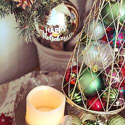 ニトリ2020クリスマスモニター/クリスマスコーディネート/おうち時間/クリスマス/ニトリのインテリア実例 - 2020-10-14 12:33:37