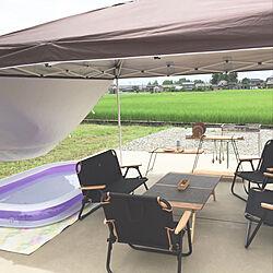 プール/庭/テント/タープテント/BBQ...などのインテリア実例 - 2019-08-04 11:07:52