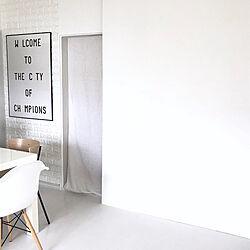 壁/天井/DIY/壁DIY/漆喰壁/シンプル...などのインテリア実例 - 2018-05-06 12:33:04