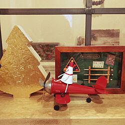 棚/クリスマス/かわいいお家❥/こどものいる暮らし/フォローありがとうございます☆...などのインテリア実例 - 2019-11-14 15:11:01