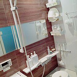 バス/トイレ/LIXILのお風呂/無印良品/中古マンションリフォームのインテリア実例 - 2016-09-24 10:38:12