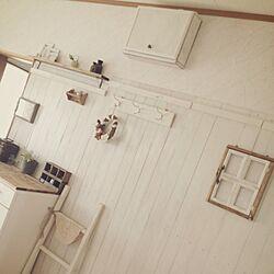 壁/天井/DIY/板壁/ブレーカーカバーのインテリア実例 - 2013-07-16 22:18:20