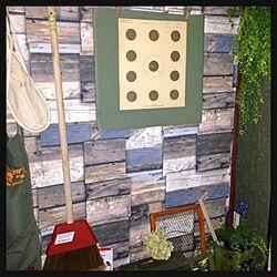壁/天井/壁紙/掃除道具/ターゲットペーパー/Akikoさんからのお土産のインテリア実例 - 2014-08-25 21:11:12