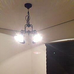 壁/天井/antique/アンティーク/お気に入り/照明...などのインテリア実例 - 2013-07-31 23:40:55