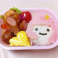 キッチン/お弁当/キキララのインテリア実例 - 2013-05-02 08:28:27