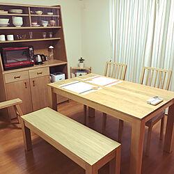 部屋全体/パナホーム /2DK 賃貸/ナチュラル/IKEA...などのインテリア実例 - 2018-07-30 23:32:03