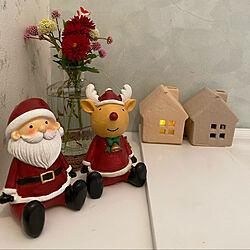 クリスマス/可愛い家/暮らしを楽しむ/二世帯同居/季節を楽しむ...などのインテリア実例 - 2020-11-24 11:54:29