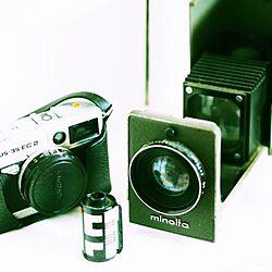 棚/ビンテージ/カメラ/映写機のインテリア実例 - 2013-11-04 14:41:07