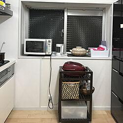 キッチン/オーブンレンジ/炊飯器/質問・アドバイスをお願いします/10000人の暮らし...などのインテリア実例 - 2018-03-16 19:01:47
