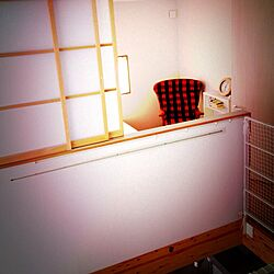 ベッド周り/吹き抜け/お気に入り設備/無印良品の家/無印良品のインテリア実例 - 2013-08-09 18:16:28
