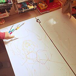 机/子供部屋/男の子の部屋/子供部屋コンテスト/IKEA...などのインテリア実例 - 2015-01-18 11:59:17