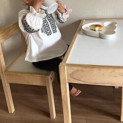 IKEA/北欧インテリア/おしゃれカフェ計画/おうちモンテ/セリア...などのインテリア実例 - 2021-03-02 14:10:03