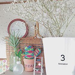 キッチン/今日はお休み❤︎/Noriko さん❤︎/かすみ草ドライ✳︎/築36年のお家...などのインテリア実例 - 2017-03-28 09:08:46