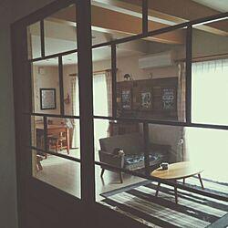 部屋全体/unico/マリンランプ/DIY壁/リメイクチェスト...などのインテリア実例 - 2015-11-22 14:00:17