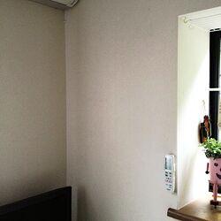 壁/天井/エアコンのリモコンのインテリア実例 - 2013-06-23 17:02:08