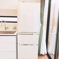 キッチン/白物家電/三菱冷蔵庫/冷蔵庫のインテリア実例 - 2018-09-19 21:18:41