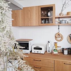 キッチン/北欧/カップボードのインテリア実例 - 2020-10-29 20:29:23