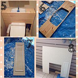 バス/トイレ/タンクレス DIY/タンクレスDIYレシピ♪のインテリア実例 - 2014-05-19 14:15:44