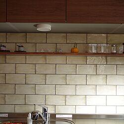 キッチン/クリナップ SS /キッチンタイル/木の家/二世帯住宅...などのインテリア実例 - 2016-12-11 19:36:36
