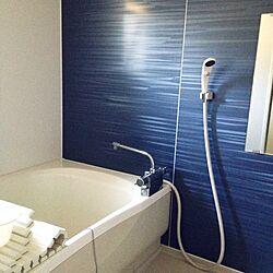 バス/トイレ/賃貸/お風呂場/浴槽のインテリア実例 - 2014-03-17 12:59:48