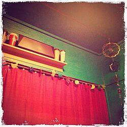 壁/天井/DIY/無印良品/食器/ステレオのインテリア実例 - 2014-01-11 05:38:22