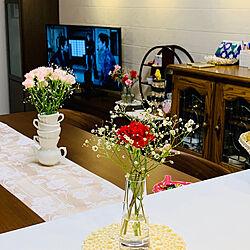 アフタヌーンティーリビング/花器/青山フラワーマーケット/キッチンのインテリア実例 - 2020-07-04 22:39:36
