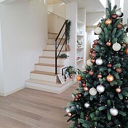リビング/クリスマス/クリスマス準備/今日は休み♡/三井ホーム...などのインテリア実例 - 2020-12-06 13:17:31