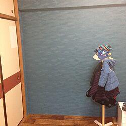 子供部屋/和室を洋室に /DIYのインテリア実例 - 2014-04-05 12:47:27