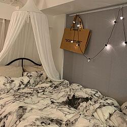 一人暮らし/IKEA/ベッド周りのインテリア実例 - 2020-07-02 10:44:54