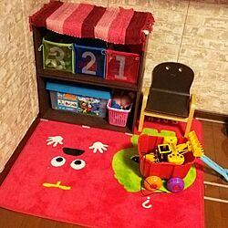 リビング/DIY/セリア/しまむらのラグ/IKEA...などのインテリア実例 - 2014-12-16 15:27:42