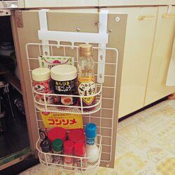 キッチン/調味料入れ/調味料収納/調味料置き場/調味料たち...などのインテリア実例 - 2015-05-28 17:40:18
