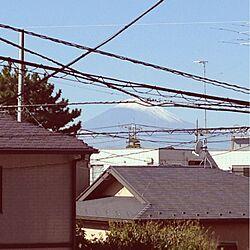 富士山/景色のインテリア実例 - 2013-02-13 09:47:36