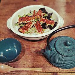 キッチン/丑の日/ひつまぶし/DIY/DIYのある暮らし...などのインテリア実例 - 2020-07-21 22:56:01