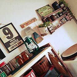 キッチン/セリア/M224さん♡/簡単DIY/ランタン...などのインテリア実例 - 2014-09-12 11:59:12