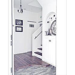 玄関/入り口/変化はありませんが‥。/ホワイトシンプル連合会のインテリア実例 - 2015-02-18 12:49:08