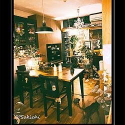 大切に暮らしたい/黒板塗料/好きなものに囲まれて暮らす/ダイニングテーブル/日々の暮らし...などのインテリア実例 - 2020-05-16 04:40:08