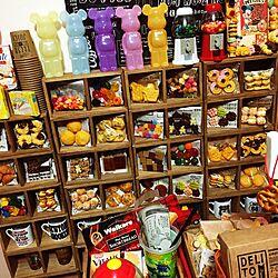 棚/まゆ子ありがとう❤️/お店やさん/おもちゃ/狭い部屋...などのインテリア実例 - 2016-03-22 08:48:05