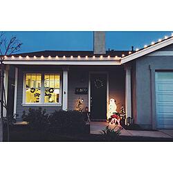 玄関/入り口/インテリア/クリスマス/Christmas/カリフォルニア...などのインテリア実例 - 2017-12-20 15:03:50