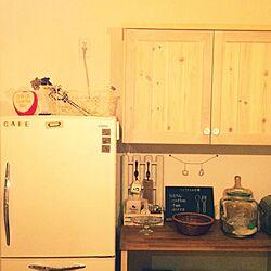 キッチン/3COINS/セリア/リメイク/ガラスジャー...などのインテリア実例 - 2014-01-19 22:47:49