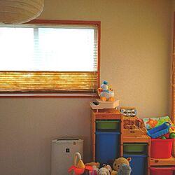 ベッド周り/おもちゃ/和室/こどもアイテムのインテリア実例 - 2012-06-06 12:16:16