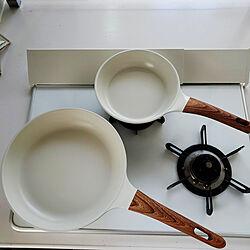 キッチン/キッチンの工夫/北欧モダン/simple life/掃除しやすい家...などのインテリア実例 - 2020-08-26 11:34:30