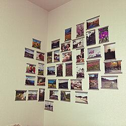 壁/天井/マスキングテープ 壁のインテリア実例 - 2018-09-08 13:01:05