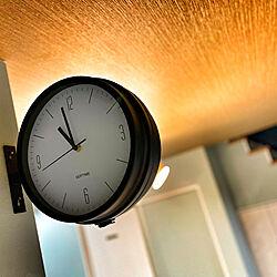 時計/リビングのインテリア実例 - 2021-07-28 23:11:56