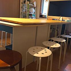ハンドメイド/DIY/北欧/ナチュラル/IKEA...などのインテリア実例 - 2020-10-14 18:49:23