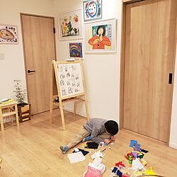 リビング/絵画/おうち複合施設計画(笑)/アート/額縁...などのインテリア実例 - 2019-12-19 18:42:36