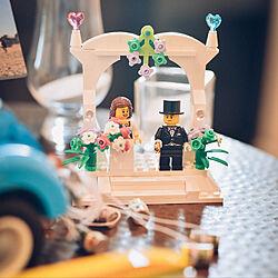 LEGO/オブジェ/ウェディングアイテムのインテリア実例 - 2021-05-21 14:21:57