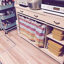キッチン/ダイソー/IKEAのインテリア実例 - 2017-03-01 22:44:35