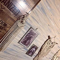 Leonさん❤️/リメイクシート/アートギャラリー/セルフリノベーション中/インスタ dddhhh_works...などのインテリア実例 - 2020-10-20 21:21:18