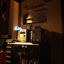 壁/天井/寝室のインテリア実例 - 2012-05-04 01:11:12